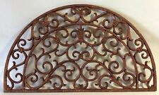 Antique/Vintage Cast Iron Door Mat