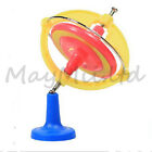 Spinning Magic Gyroscope Toy Gyro Music With LED Music Whirling UFO Hot Sales JC