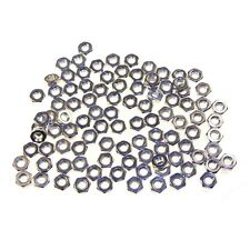 Sechskantmuttern M2,5 (VE=100 Stück) Muttern DIN 934 Stahl verzinkt 853450