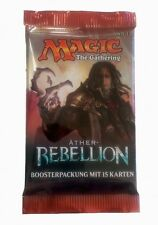 Éter-rebelión Booster Pack germano-Magic the Gathering tarjetas Pack mtg