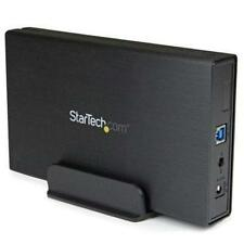 "Startech.com Usb 3.1 Gen 2 [10 Gbps] Enclosure For 3.5"" Sata Drives - Supports"