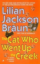 The Cat Who Went Up the Creek, Lilian Jackson Braun, Good Condition, Book