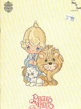 """Precious Moments """"Peace on Earth"""" Cross Stitch Patterns by Gloria & Pat~OOP"""