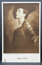 Maria Carmi - AK - Foto Autogramm-Karte - Photo Postcard (Lot # F6893