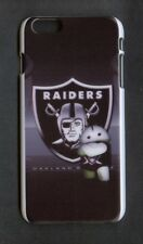 "OAKLAND RAIDERS Rigid Snap-on Case iPhone 6 / 6S PLUS 5.5"" (Design 6)FREE STYLUS"