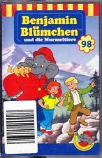 MC Benjamin Blümchen 98 - Benjamin Blümchen und die Murmeltiere - NEU / OVP