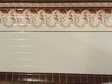 Doll House Quality Rare Mini Tiles for Walls or Floors Made In Spain  New MIP