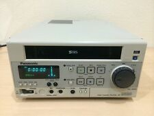 Panasonic AG-MD830 Medical VCR S-VHS Video Cassette Recorder 30 Day Warranty