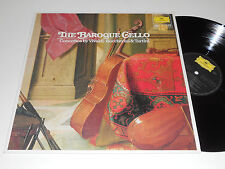 Vivaldi Boccherini Tartini NM- Fournier Mainardi Storck Baroque Cello 413 682