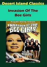 Invasion of the Bee Girls  DVD NEW