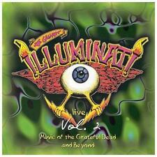 Music of the Grateful Dead and Beyond: Live, Vol. 2 Joe Gallant, Illuminati Aud