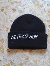 GORRO ULTRAS SUR REAL MADRID BORDADO HINCHAS ULTRAS SUPPORTERS DIFICIL!!!