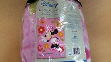 BRAND NEW OFFICIAL DISNEY MINNIE MOUSE TWIN SIZE ACRYLIC 60X80 BLANKET