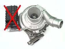 Turbocharger Without Electronics Ford Transit / Tourneo 2,2 TDCI 786880-0006