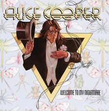 Alice Cooper Welcome to My Nightmare CD New