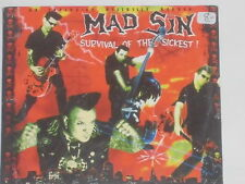 Mad sin-survival of the sickest-CD