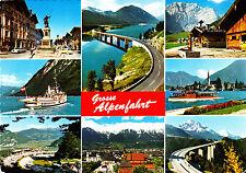 Grosse Alpenfahrt ,AK 1970 gel.