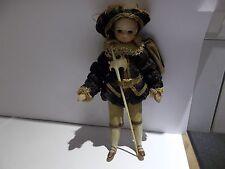 Authentique antique costume doll
