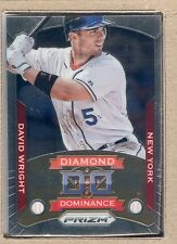 David Wright 17 2014 Panini Prizm Diamond Dominance