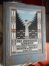 Herma von Skoda: Der zerrissene Schleier Märchen 1911 Liane Fischer Jugendstil