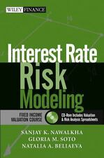 Interest Rate Risk Modeling : The Fixed Income Valuation Course-ExLibrary