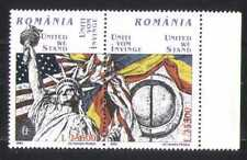 Romania 2002 Statue of Liberty/Flags/Animated pr n27472