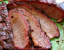 Texas Best Brisket Recipe Smoker/Oven - Rub & Cooking Instructions Very Detailed