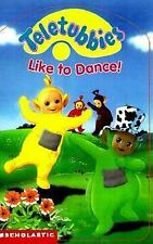 Teletubbies Like to Dance!  Board book