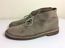 Clarks Originals Men's size 11 Desert Trek chukka boot leather shoes brown