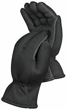 Celsius Neoprene Fishing Hunting Gloves XL Extra Large Fleece Black