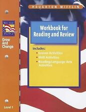 NEW - Houghton Mifflin We The People: Workbook For Rdg & Review L1