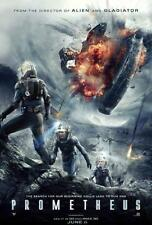POSTER PROMETHEUS RIDLEY SCOTT MICHAEL FASSBENDER GUY PEARCE CHARLIZE THERON #1