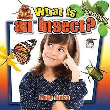 What is an Insect? (Insects Close Up), Aloian, Molly, New Condition