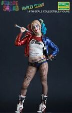 DC SUICIDE SQUAD CRAZY TOYS HARLEY QUINN 1/6 SCALE COLLECTIBLE FIGURE  NO BOX