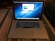 """Macbook pro 15"""" Mid 2010 i5- Great Condition!"""