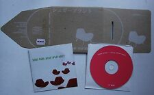 Sugar Plant After After Hours Rare US 1996 Adv CD FOC Indie
