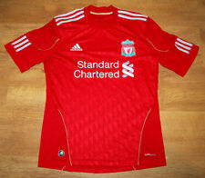 adidas Liverpool 2010/2012 home shirt (Size S)