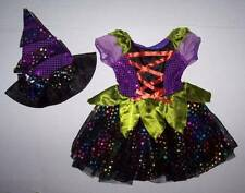 The Children's Place TCP STAR WITCH COSTUME WITH HAT 2-3 Halloween