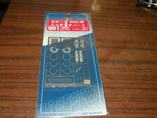 HASEGAWA 1/24 COROLLA RALLY WRC PHOTO ETCHING PARTS UP GRADE SET 72101 FOR KIT