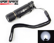 Solarforce Z1 CREE XP-G2 R5 4 Mode 240 Lumens CR123A mini pocket LED Flashlight