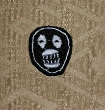 The Mighty Boosh Masque Petit Thermocollant/ À Coudre Patch Brodé / Badge/ Logo