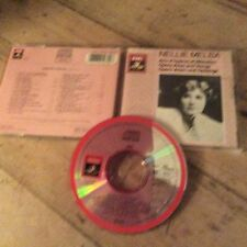 Dame Nellie Melba Nellie Melba - Opera Arias and Songs CD