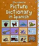 The Usborne Picture Dictionary in Spanish: Internet Referenced (Picture Dictiona