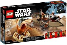 LEGO | 75174 | Disney | Star Wars | Desert Skiff Escape | *NEW SET* Jan 2017