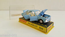 Dinky Toys - 1415 - Peugeot 504 en boîte d'origine