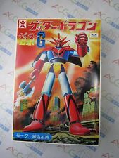 Anime Getter Robo G Getter Dragon Model Kit Old Bandai Japan Super Robot Wars
