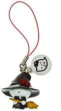 Hello Kitty Witch Monster Collection Danglers Gacha Charm Strap Tomy New