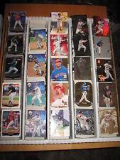 1999 Victory Ultimate Victory Baseball Base & Inserts Approximately 781 Card Lot