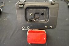 1993 YAMAHA TIMBERWOLF 250 TOOL BOX TAIL LIGHT