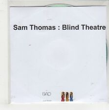 (GQ521) Sam Thomas, Blind Theatre - 2013 DJ CD